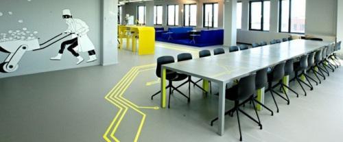ICT Experience Center De Verdieping для вдохновения