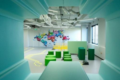 ICT Experience Center De Verdieping в Нидерландах