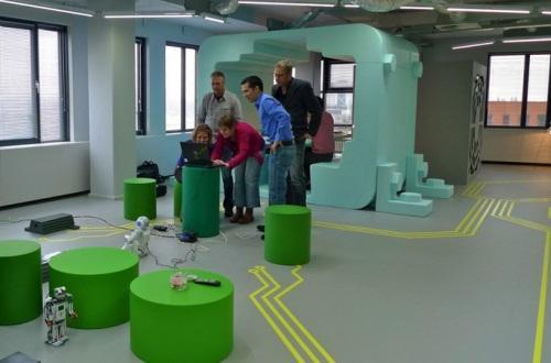 Образовательно – инновационный центр в Нидерландах