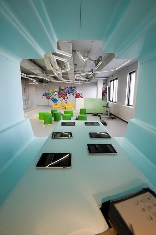 ICT Experience Center De Verdieping