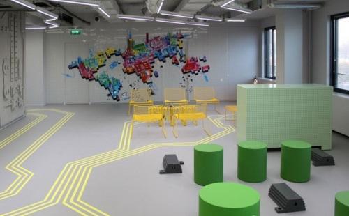Образовательно – инновационный центр ICT Experience Center De Verdieping