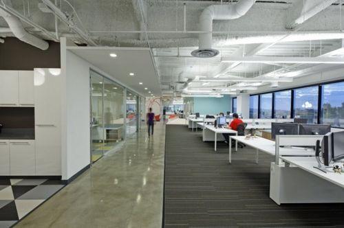 Офис хостинговой компании Dreamhost