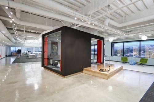 Офис компании Dreamhost