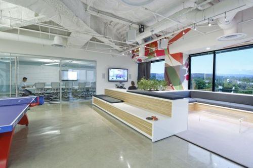 Офис хостинговой компании