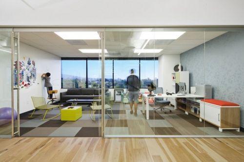 Просторный офис Dreamhost