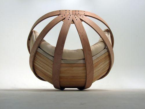 Оригинальное кресло Cradle