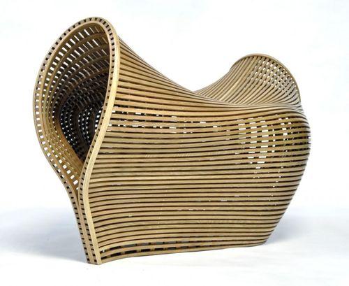Кресло от Matthias Pliessnig
