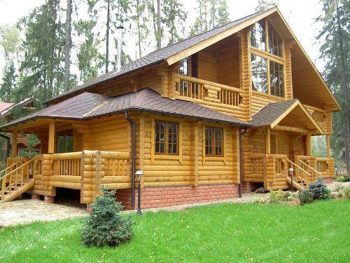 По какому проекту строить деревянный дом?