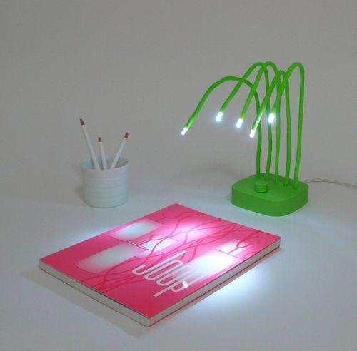 Светодиодная настольная лампа FRESH