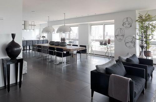 Великолепный интерьер современной квартиры