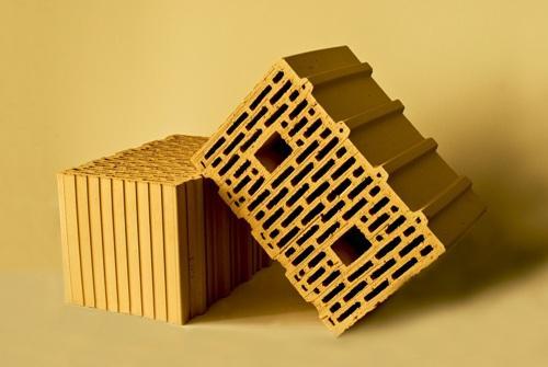 Характеристика керамических термоблоков