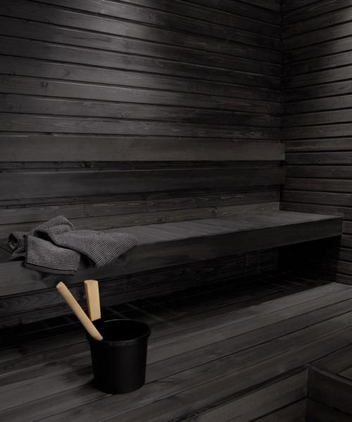 Защита деревянных поверхностей  в сауне