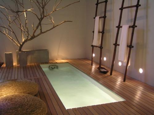Дизайн ванной комнаты. Какие отделочные материалы использовать?