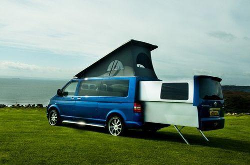 Дом на колесах VW Transporter