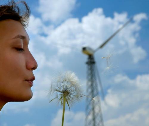 Энергия ветра - альтернативный источник энергии