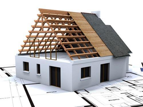 Этапы строительства жилого дома