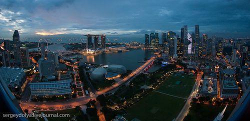 Фотографии Сингапура