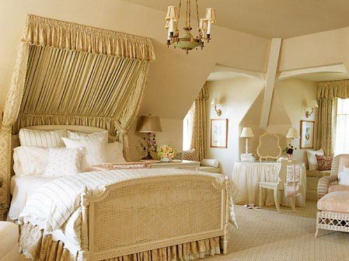 Спальня для чистой любви