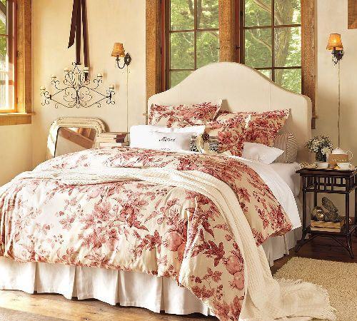 Спальня для романтики