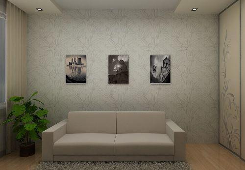 Как повесить картину на стену?