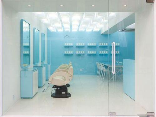 Небесная релаксация корейского салона красоты Permy Mi Jang Won