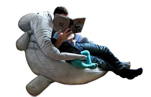 Кресло-слоненок TANTO
