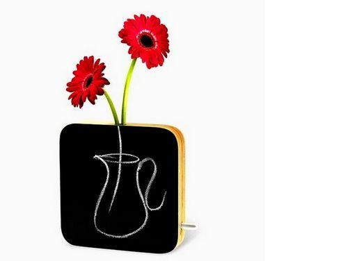 Многофункциональная ваза Chalkboard Bud Vase