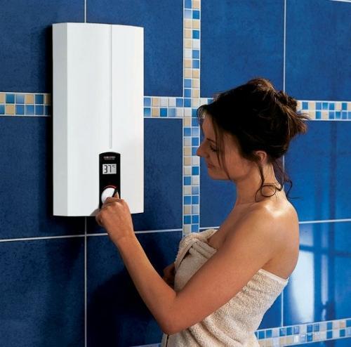 Мощность водонагревателя