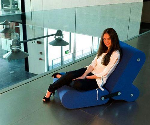 Multichair, оригинальное кресло-трансформер от компании B-Line