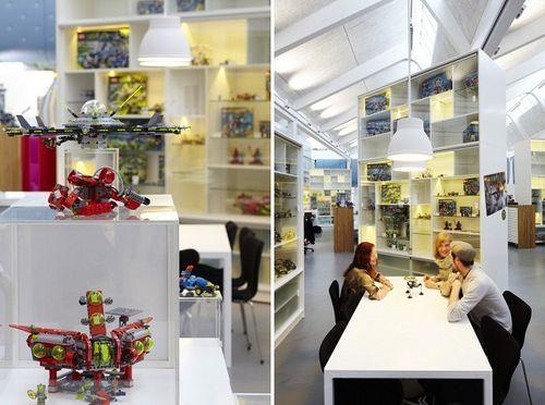 LEGO Office – новая штаб-квартира