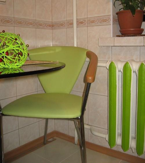 Покраска радиатора. Как влияет слой краски на эффективность радиатора?