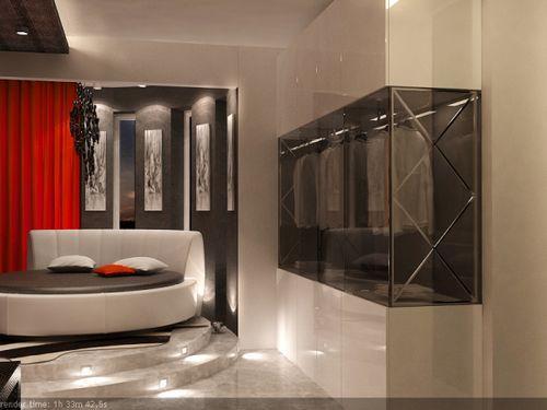 Проект интерьера квартиры