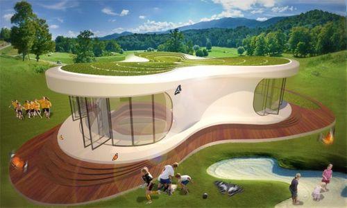 Проект школы будущего от LAVA