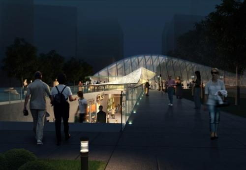 Проект станции метро в Софии
