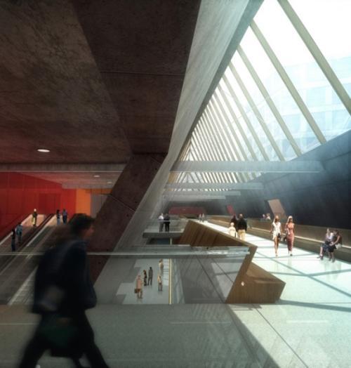 Проект Metropolitan Station 20