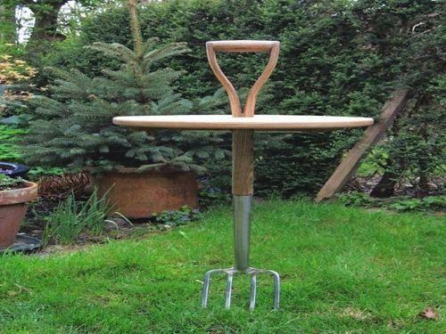 Рабочий столик для сада Garden Fork Table
