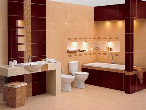 Ремонт ванной комнаты в доме