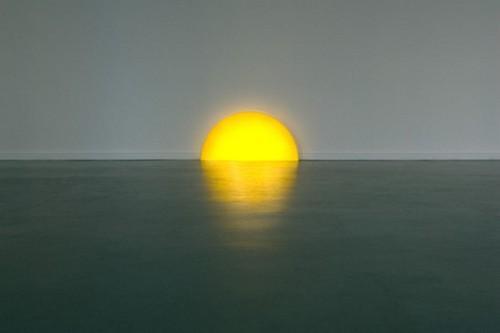 Светильник - закт солнца