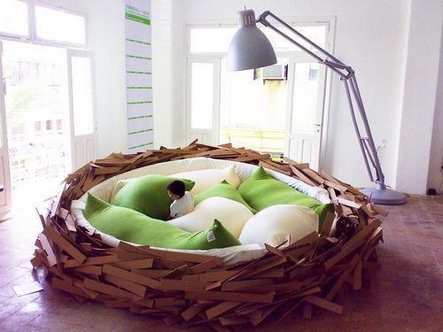 Диван-гнездо Giant Birdsnest