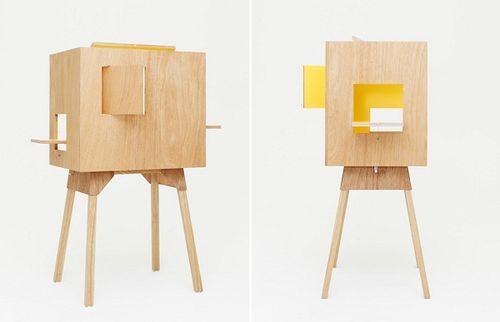 Koloro-desk – кабинет для взрослой «девочки»
