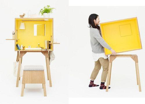 Koloro-desk – домик