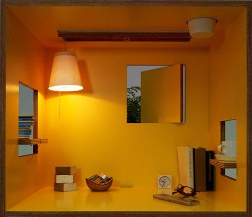 Koloro-desk от Torafu Architects