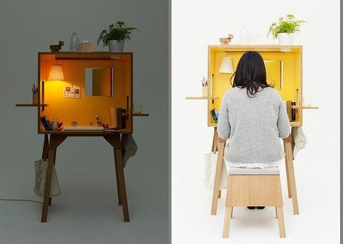 Дизайнерский стол Koloro