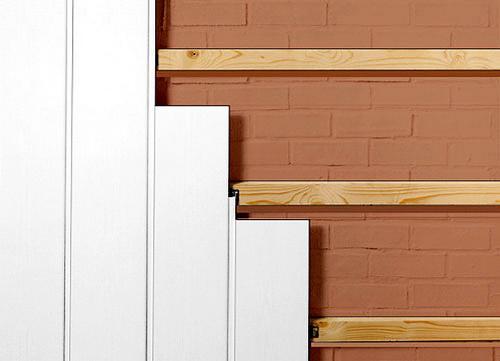 Как легко и быстро можно облицевать стены квартиры пластиковыми панелями?