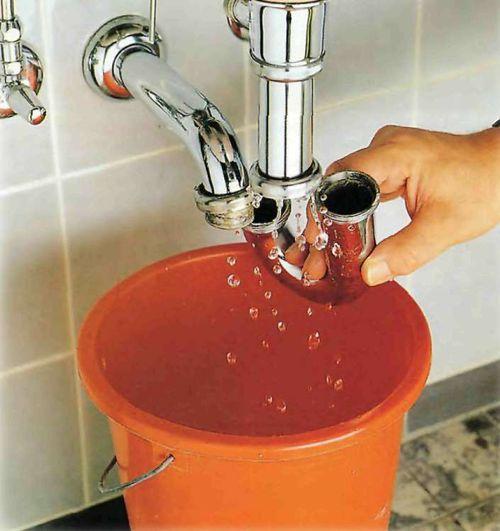 Как прочистить канализацию своими руками?