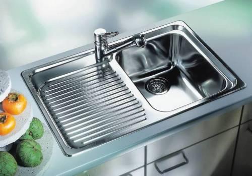 Как самостоятельно установить кухонную мойку?