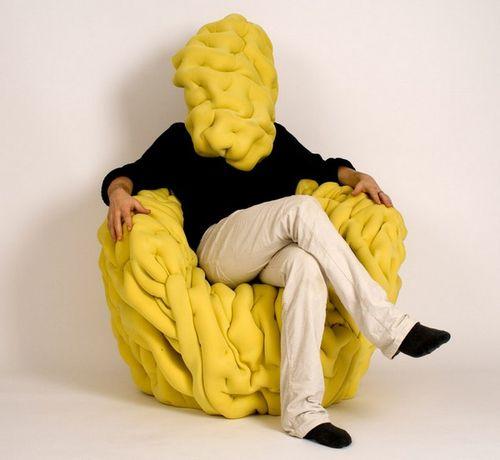 Ondule lounge chair от Маттиса Эно