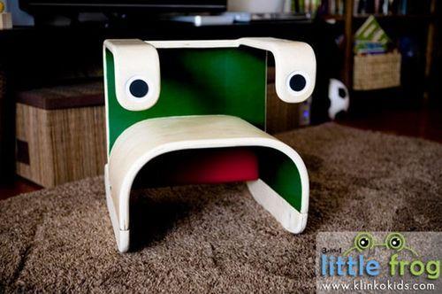 Little Frog – игрушка и мебель