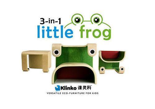 Little Frog – деревянная игрушка и мебель