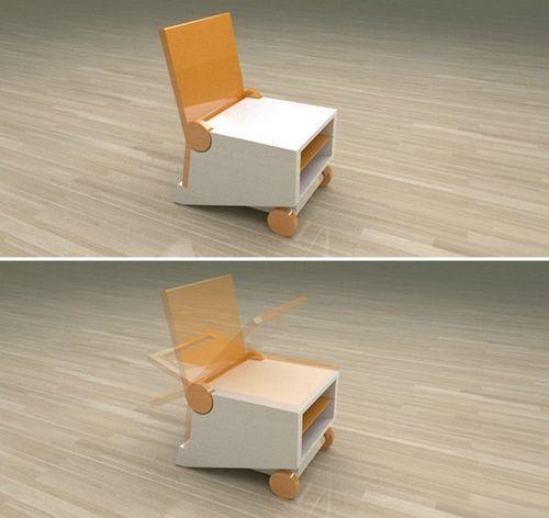 Многофункциональный стул Flippo chair